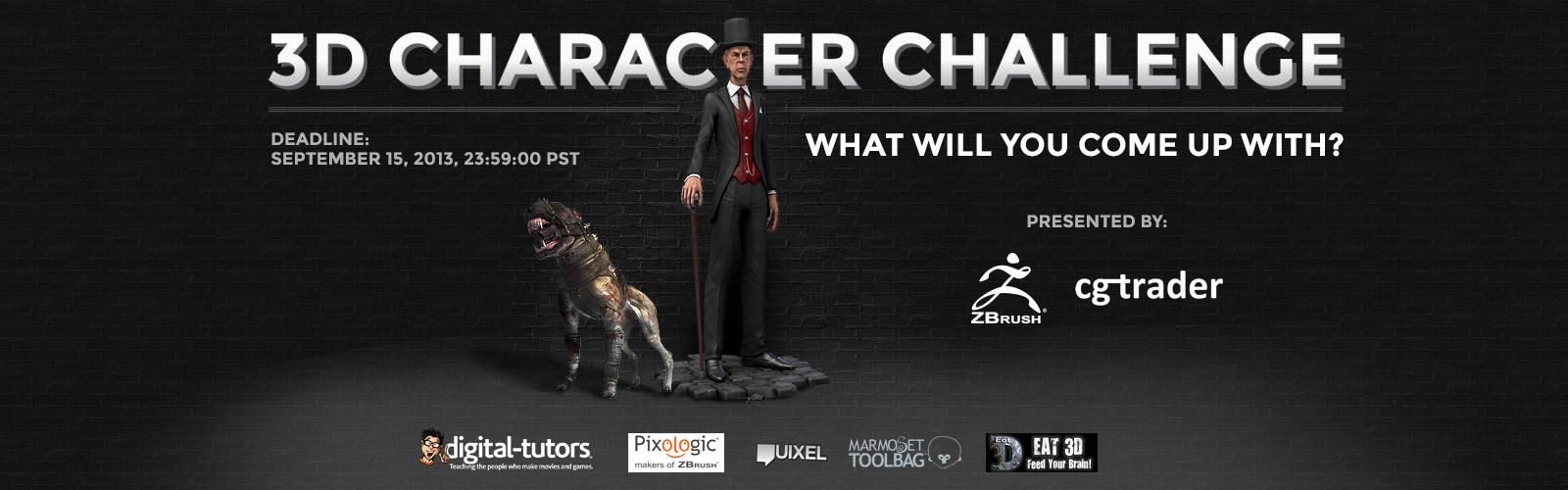 3D Character Challenge