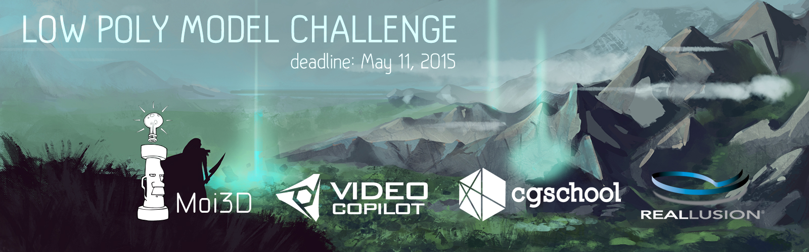 CG Low Poly Model Challenge | CGTrader