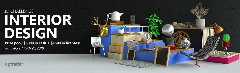 PBR Challenge: Interior Design