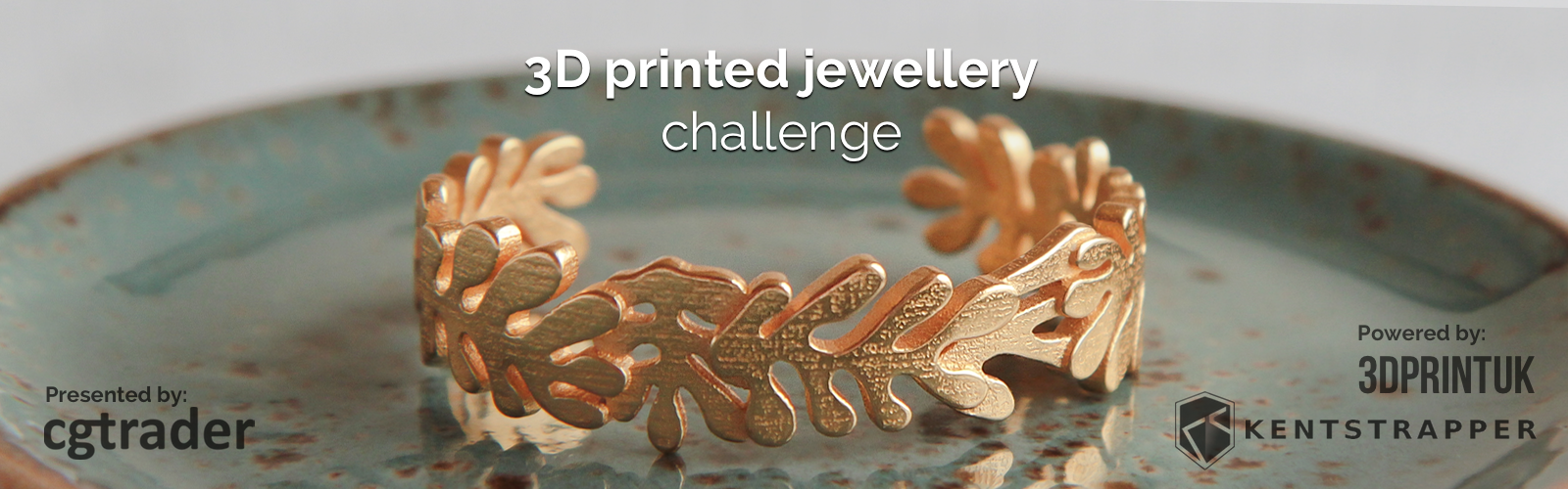 3D Printed Jewellery Challenge