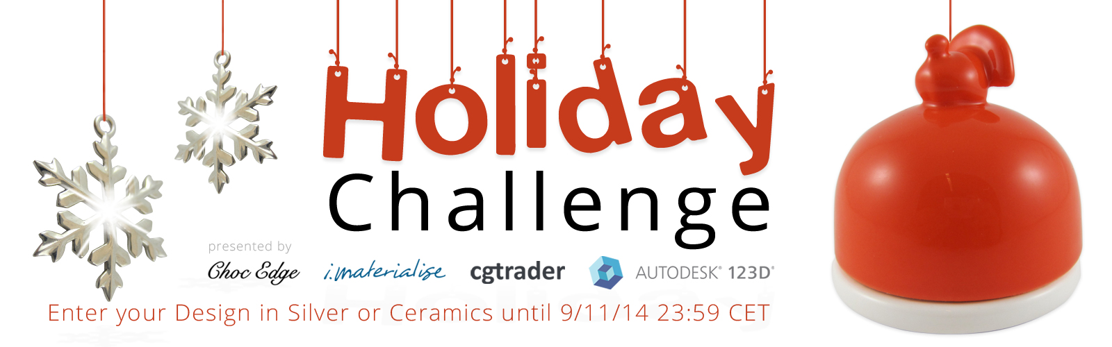 i.materialise Holiday Challenge