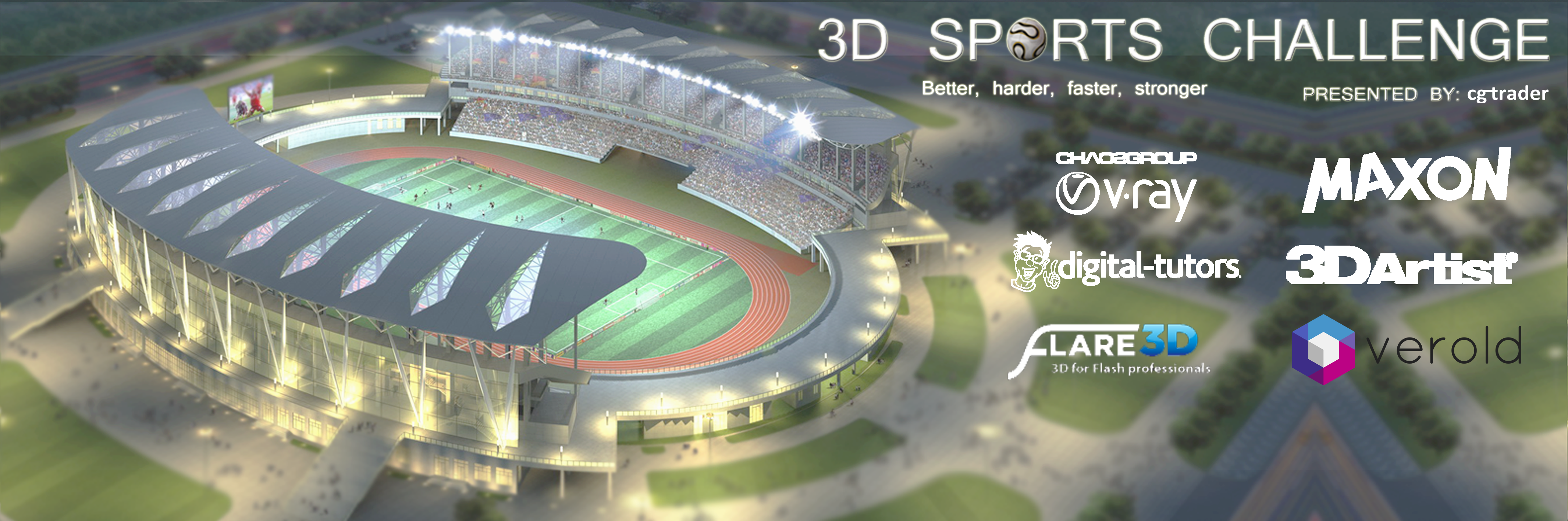 3D Sports Challenge