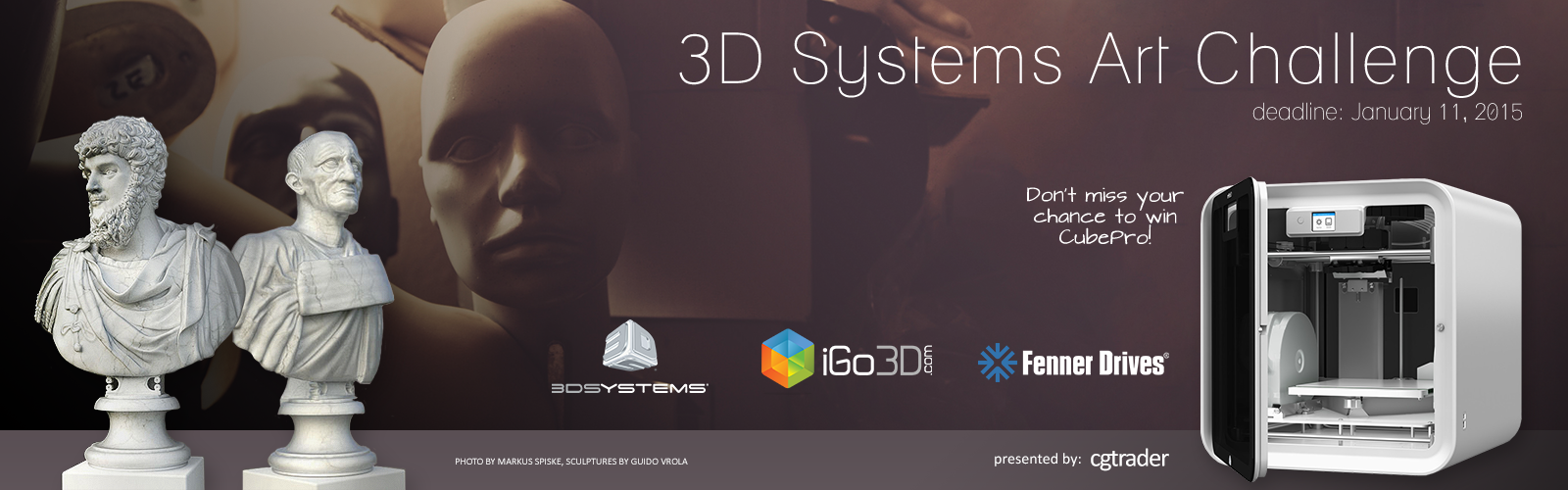 3D Systems Art Challenge