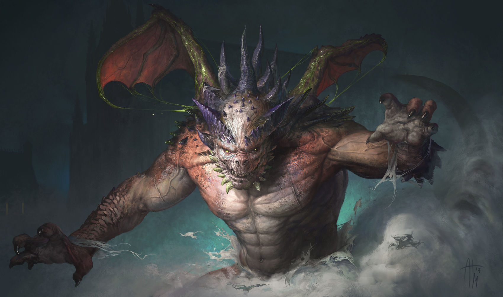 The CGTrader Digital Art Competition is over. See the winning artworks here! 2