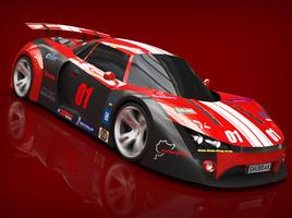 'Darklines' 5G Supercar