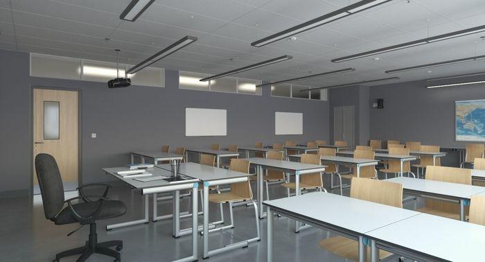 Classroom Camera Animation