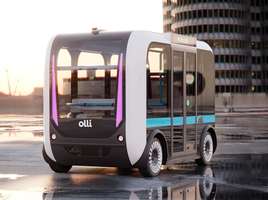 Olli Driverless Bus