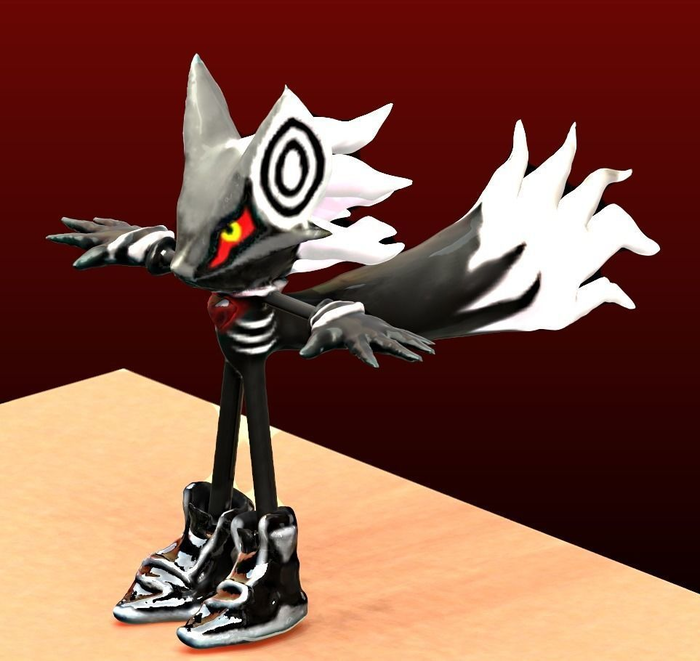 Sonic Forces Infinite Cgtrader