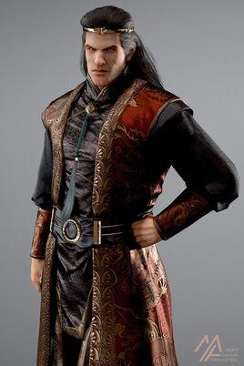 elantra: Dragon Emperor, Dariandaros