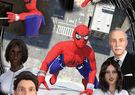MCU style Nicholas Hammond Spider-man show poster