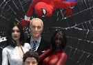 MCU Nick Hammond Spider-Man show group shot