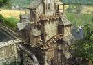 Water Mill by Aleksey Serebryakov