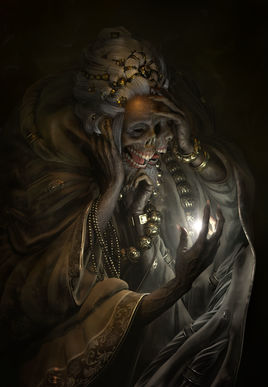 Thanatos- Based on a concept by Sabbas Apterus