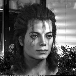 Making celebrity Michael Jackson