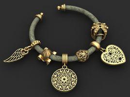 Pandora Charms by Nudora Jewellery