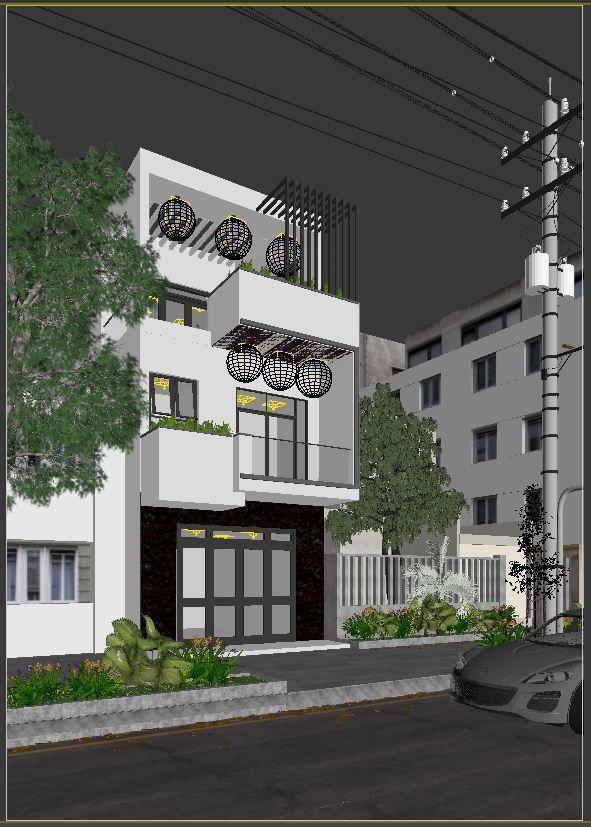 -----------------Modern House -----------------