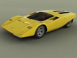 Ferrari 512 Berlinetta concept