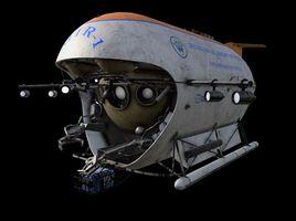 "MIR Submersible Exterior ""WIP"""
