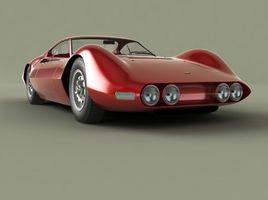 Ferrari 206 Prototype