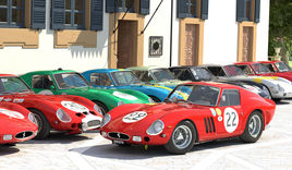 Ferrari 250 GTOs Collection