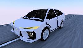 Aa-0.5 SUV Concept Car