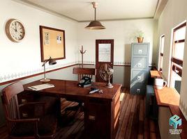 Vintage P.I. office