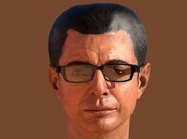 "Dr. Ian Malcolm Beta ""Jeff Goldblum"""