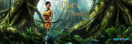 Chief's Daughter - 3D Animation Cartoon Cinematic