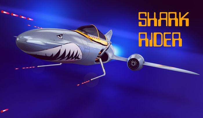 SHARK RIDER JET