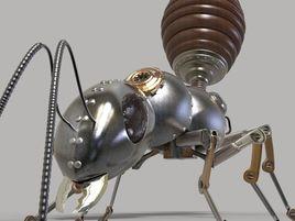 Steampunk Ant