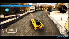 Gameplay of Crazy Shooting Car - 3D Mobile Race Game