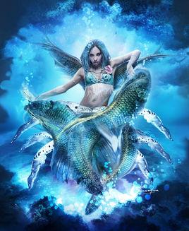 Birth of a Mermaid
