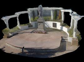3D SCANNED Monument in Saint-georges-de-didonne