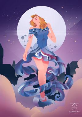 Cinderella Graphic
