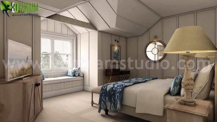 Bedroom Design Ideas, Pictures, And Inspiration By Yantram Interior Design  Firms   San Francisco