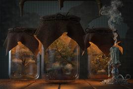 Sorcerer's Garden