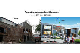 Renovation remodeling and repairing company in india