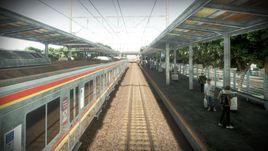 JR 205 Indonesia