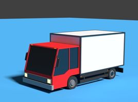 low poly car pack project