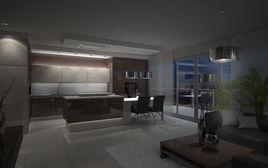 Interior and exterior visualisations