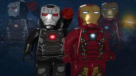 Iron-man 3 wallpaper