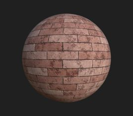 Substance Material : Brick Wall Tile