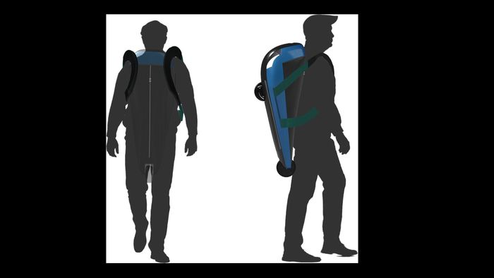 Bag scooter concept