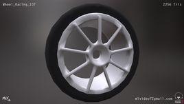 Automotive: Wheel Assembly SA70 107