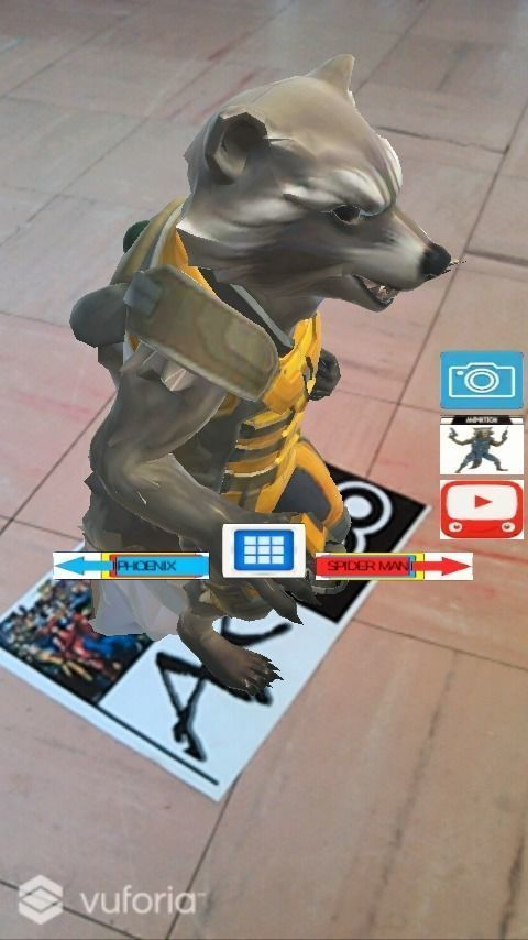 Augmented Reality Gallery