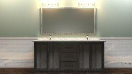 Vanity Cabinet Model