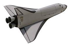 Spaceship and Satellite