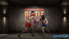 Multiplayer – 3D iOS Mobile MMA fight Game Development by Gameyan Game Development Studio California, USA