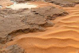 Rocks with sand - Substance Designer