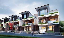 3D Architectural Visualization for the Residential Apartment and Bungalows